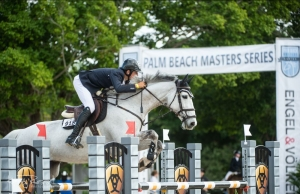 Eric Krawitt (CAN) rode High Jack to the top of the CSI2* NorthStar Tour Welcome to kick off Longines FEI Jumping Nations Cup™ Week CSIO5*/CSI2* at the Palm Beach Masters Series®.