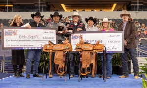 For the First Time in American Rodeo History the Top 10 World Invitees Win in Every Event