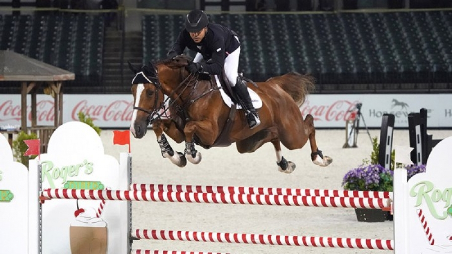 Kent Farrington and Kaprice