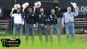 Unstoppable Team Cooper Tires and Resurgent Team Wrangler Headline Explosive Action From Challenge Day 4 of New PBR Team Challenge
