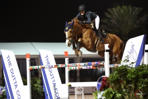 Jessica Springsteen and Volage du Val Henry