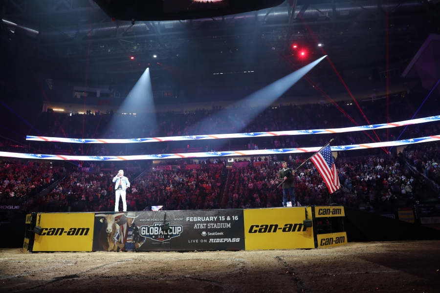 "PBR ""Race For The Ages"" Documented on CBS Special"