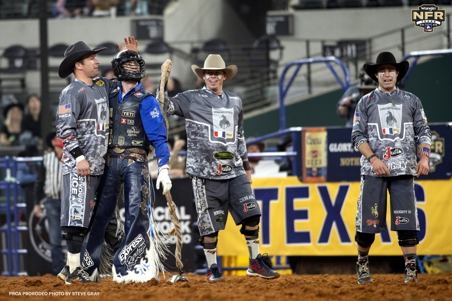 2020 Wrangler NFR Round 9 Highlights