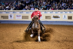 Cade McCutcheon Adds to NRHA Million Dollar Rider Dynasty