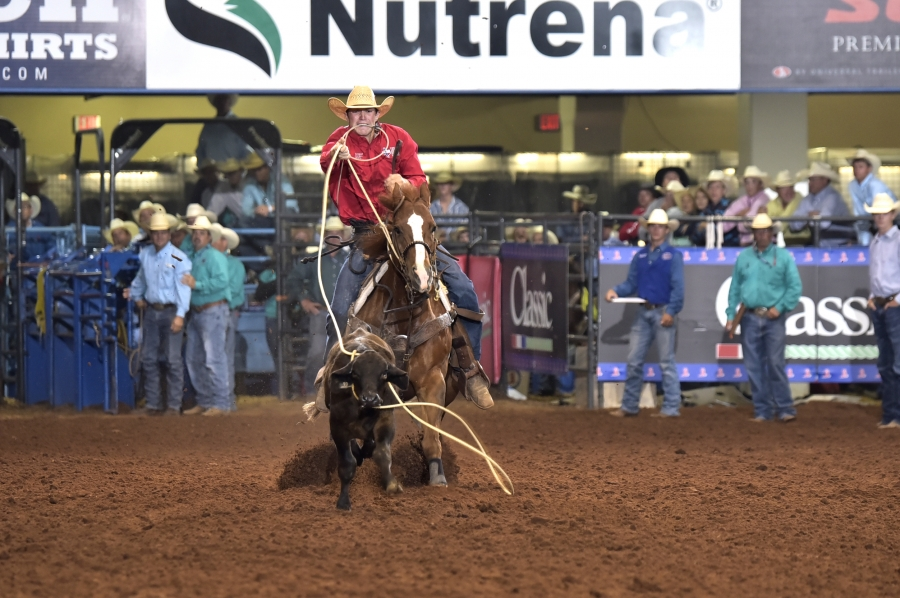 2020 National High School Finals Rodeo Kick Off at Lazy E Arena