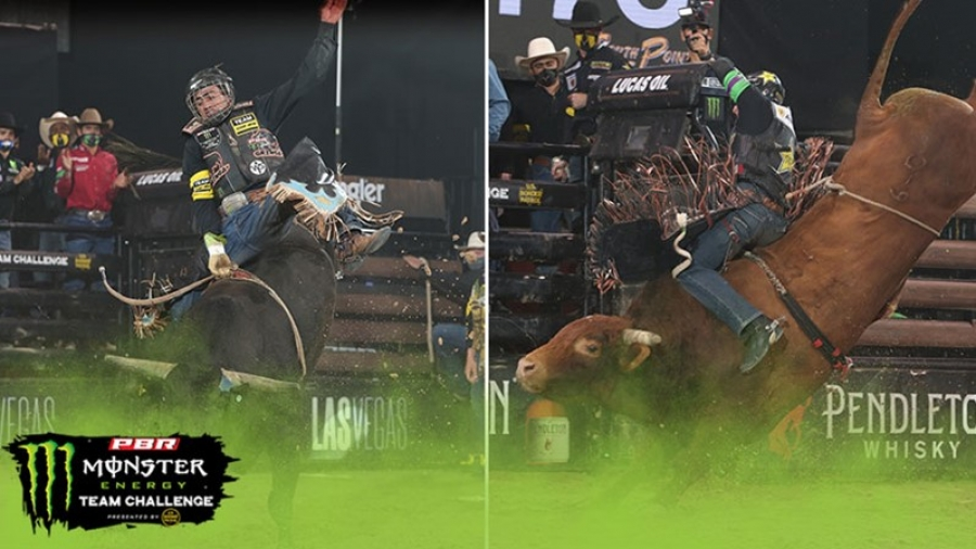 PBR Monster Energy Team Challenge Championship: The CBS Game of the Week