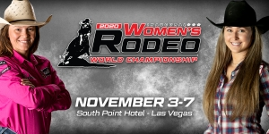 Inagural Women's Rodeo World Championship to Award $60,000 to Each Discipline Champion