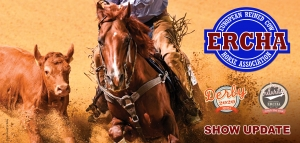 European Reined Cow Horse Association (ERCHA) Shows to Resume!