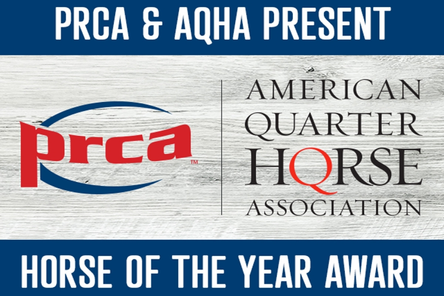 AQHA-PRCA Horses of the Year