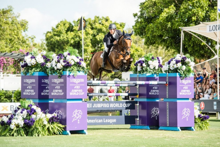 The Palm Beach Masters Series will continue to host the Longines FEI Jumping World Cup™ Wellington in the North American League's newly formatted season.