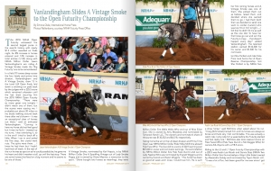 Take a look at the 2018 NRHA Futurity Coverage by the Competitive Equestrian! - by Simona Diale, IHP
