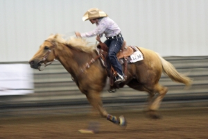 Barrel Racing and Flat Racing: Bloodlines Collide