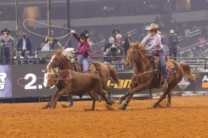 Five Women Crowned Women's Rodeo World Champions in AT&T Stadium at Inaugural Event