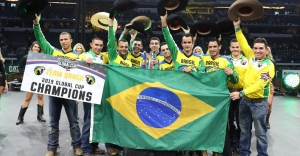 Team Brasil, 2019 PBR Global Cup Champions