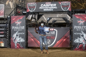 Veteran Brazilian Wallace Vieira de Oliveira Wins PBR Velocity Tour Event in Casper to Inch Closer to 2020 PBR World Finals Berth in Arlington, Texas