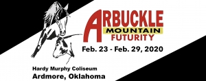 Arbuckle Mountain Futurity Underway