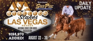 2020 NRCHA Stallion Stakes Spectacular Daily Update