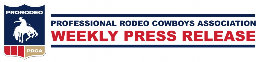 Professional Rodeo Cowboys Association Weekly Press Release
