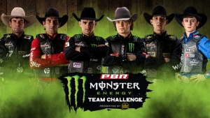 First Six Teams Announced for New PBR Monster Energy Team Challenge