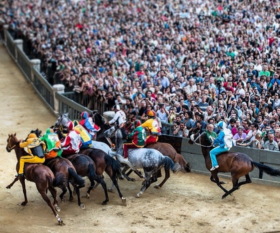 The 2020 Palio di Siena is Cancelled for the First Time Since World War II