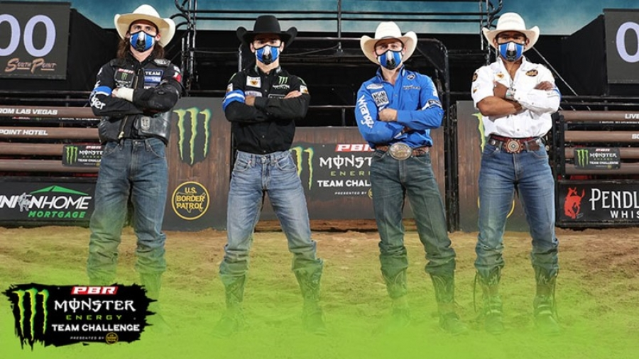 PBR Monster Energy Team Challenge: Team Cooper Tires Leads After First Week of Challenge