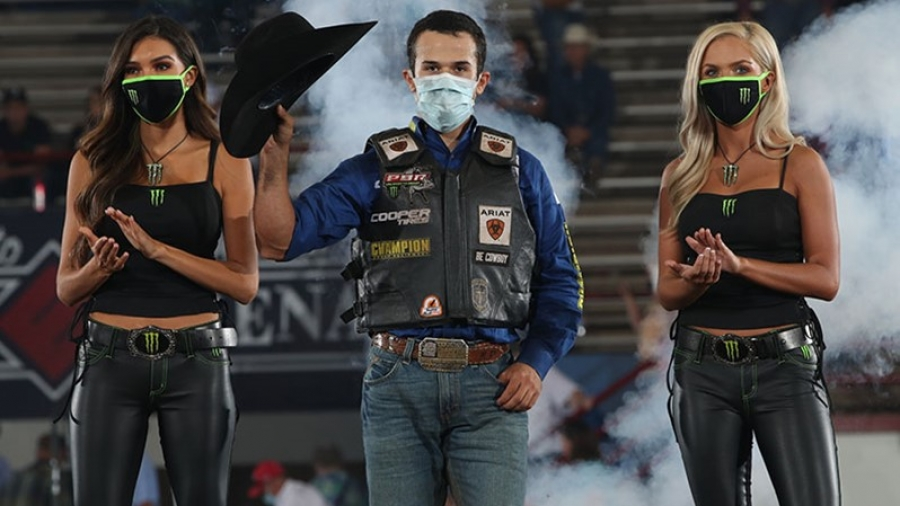 Pacheco Ices the Competition in Guthrie to Win PBR's Bullnanza and Rise to No. 5 in the World