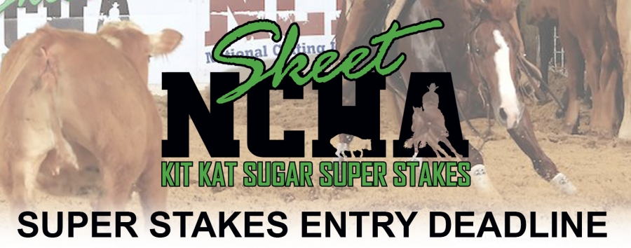 Ncha Announces 2021 Kit Kat Sugar Super Stakes Entry Deadlines