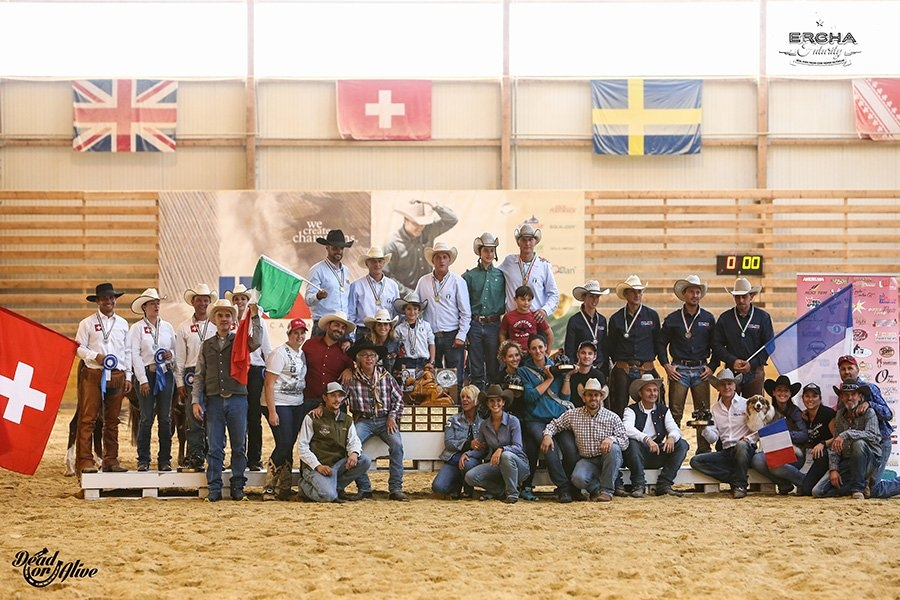 ERCHA/NRCHA Futurity + Nations Cup 2018
