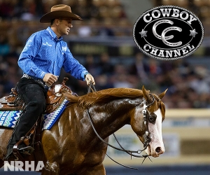 Catch NRHA Futurity Recap on the Cowboy Channel