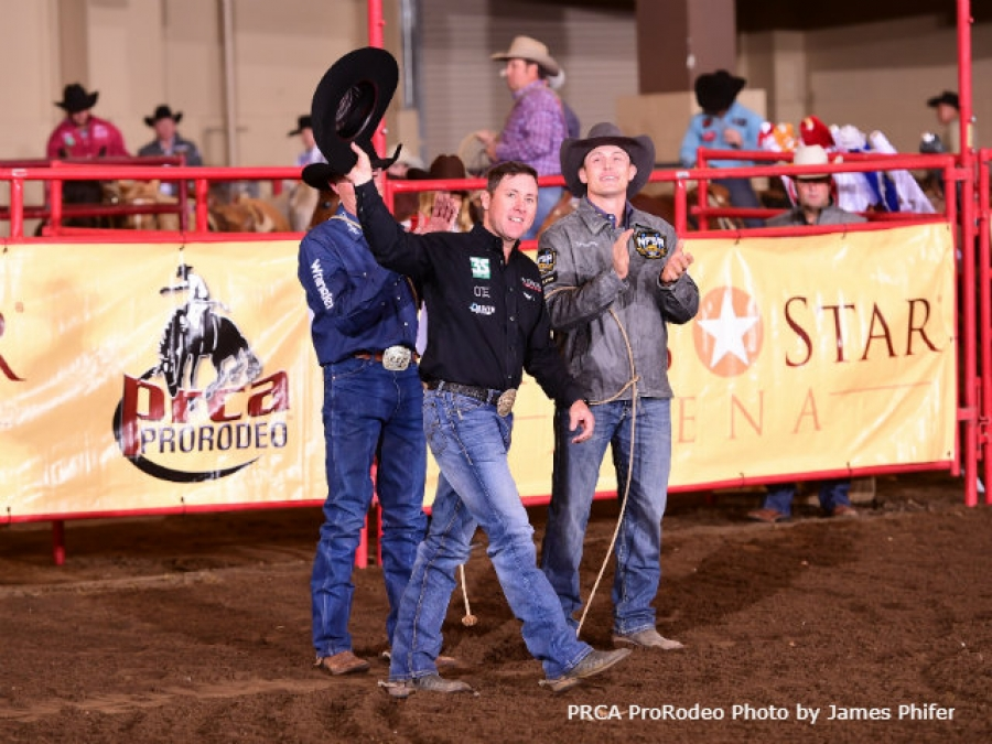 Trevor Brazile Says Goodbye to Full-Time Rodeo