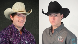Rising Star: Blair & Briar Mabry, Timed Event Specialists