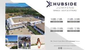 Hubside Jumping Returns to Grimaud, France, as Competition Resumes